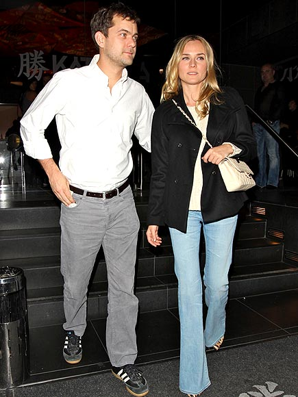 MOVIE NIGHT photo | Diane Kruger, Joshua Jackson