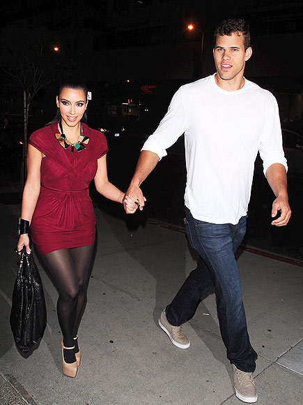 DINNER & DANCING photo | Kim Kardashian, Kris Humphries