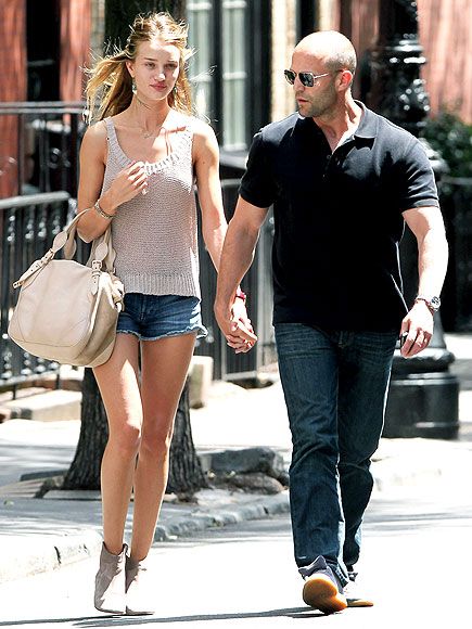 SIGHTSEEING photo | Jason Statham, Rosie Huntington-Whiteley