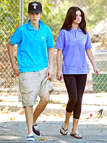 ZOO DATE photo | Justin Bieber, Selena Gomez
