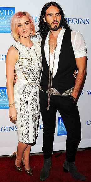 DINNER & DANCING photo | Katy Perry, Russell Brand