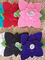 Discount on hair accessories