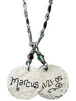 Discount on personalized jewelry