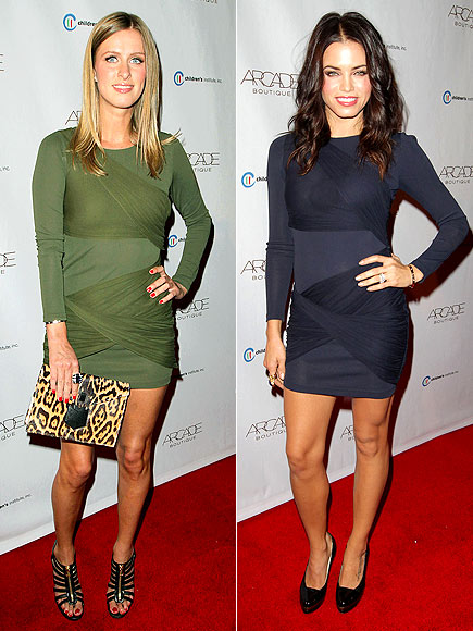 NICKY VS. JENNA photo | Jenna Dewan, Nicky Hilton
