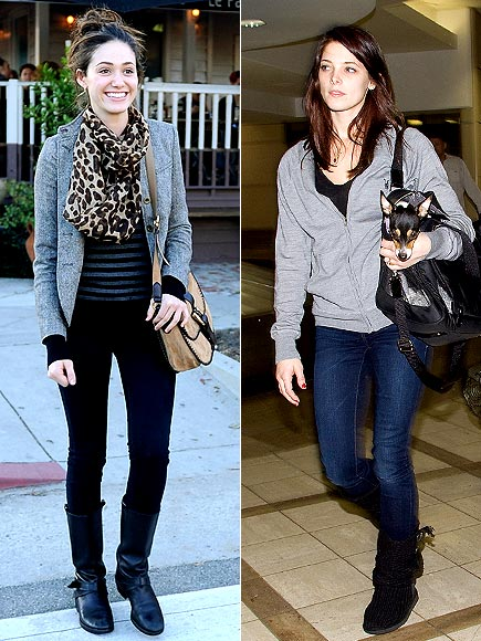 EMMY VS. ASHLEY photo | Ashley Greene, Emmy Rossum