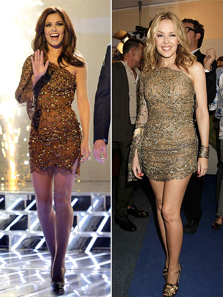 CHERYL VS. KYLIE photo | Kylie Minogue