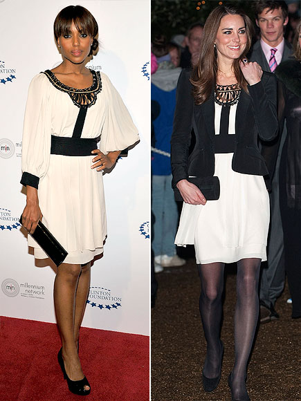 KERRY VS. KATE photo | Kate Middleton, Kerry Washington