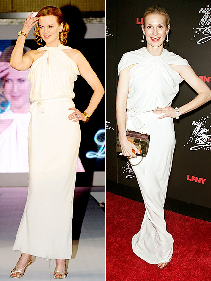 NICOLE VS. KELLY photo | Kelly Rutherford, Nicole Kidman