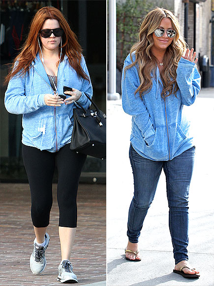 KHLOE VS. AUBREY  photo | Khloe Kardashian