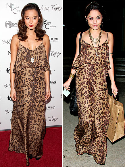 JAMIE VS. VANESSA  photo | Jamie Chung, Vanessa Hudgens
