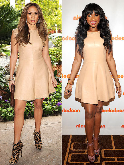 JENNIFER VS. JENNIFER   photo | Jennifer Hudson, Jennifer Lopez