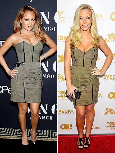 ADRIENNE VS. KENDRA photo | Adrienne Bailon, Kendra Wilkinson