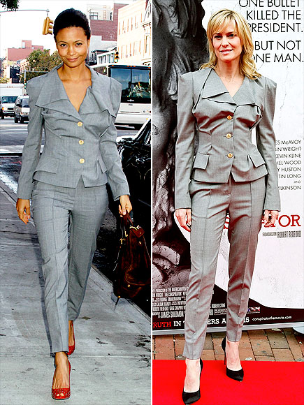 THANDIE VS. ROBIN photo | Robin Wright, Thandie Newton