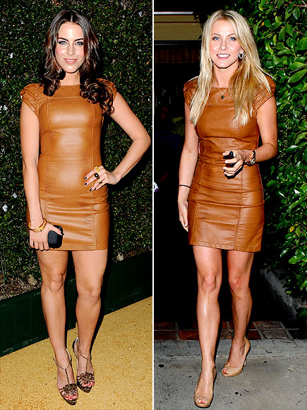 JESSICA VS. JULIANNE photo | Jessica Lowndes, Julianne Hough