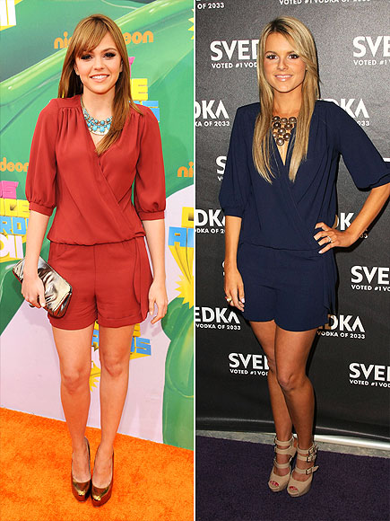 AIMEE VS. ALI photo | Aimee Teegarden, Ali Fedotowsky