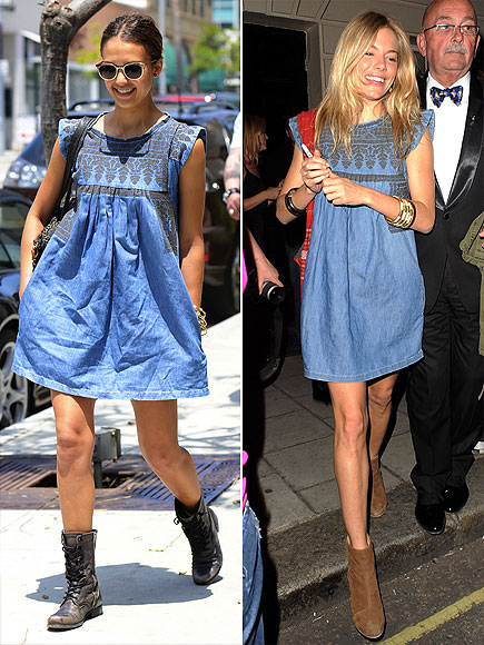JESSICA VS. SIENNA photo | Jessica Alba, Sienna Miller