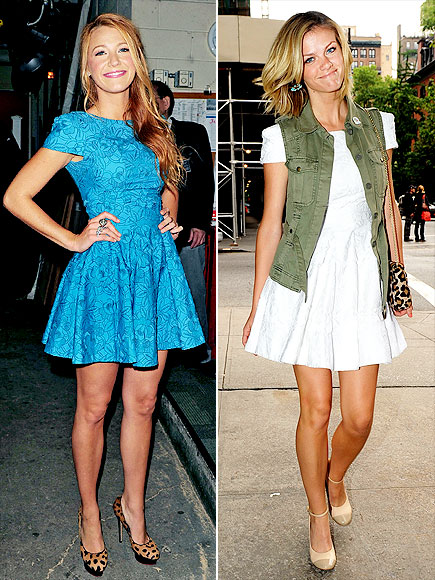 BLAKE VS. BROOKLYN photo | Blake Lively, Brooklyn Decker
