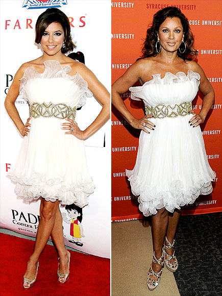 EVA VS. VANESSA photo | Eva Longoria, Vanessa Williams