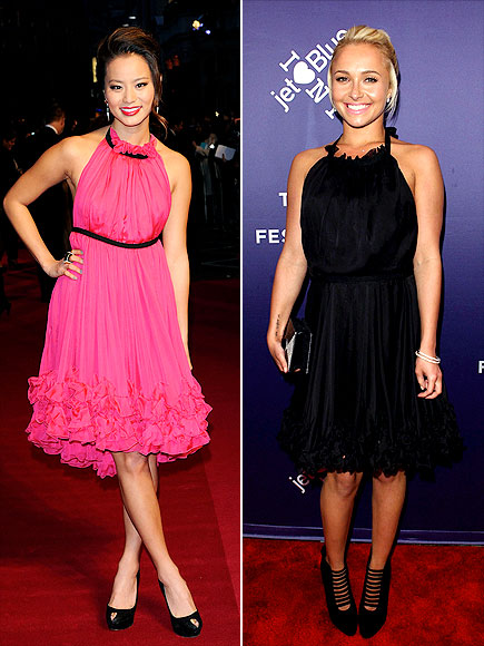 JAMIE VS. HAYDEN photo | Hayden Panettiere, Jamie Chung