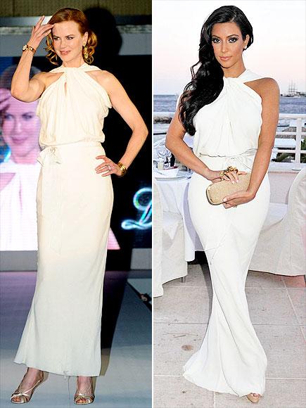 NICOLE VS. KIM photo | Kim Kardashian, Nicole Kidman