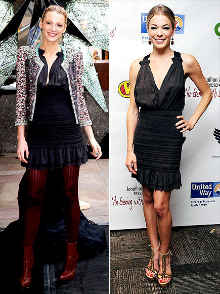 BLAKE VS. LEANN photo | Blake Lively, LeAnn Rimes