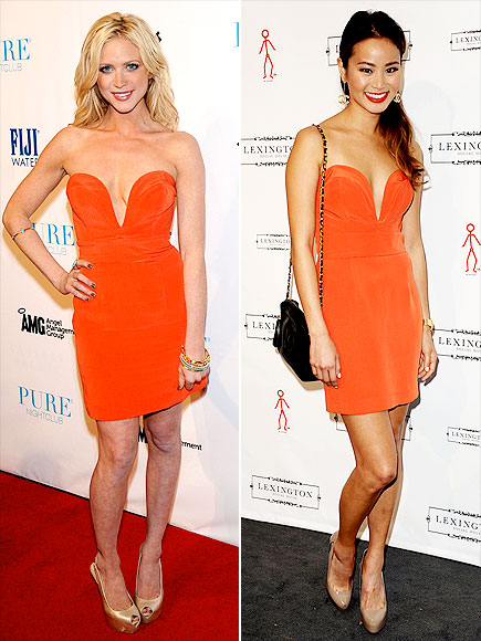 BRITTANY VS. JAMIE photo | Brittany Snow, Jamie Chung