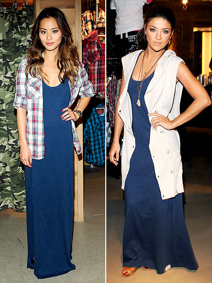 JAMIE VS. JESSICA photo | Jamie Chung, Jessica Szohr