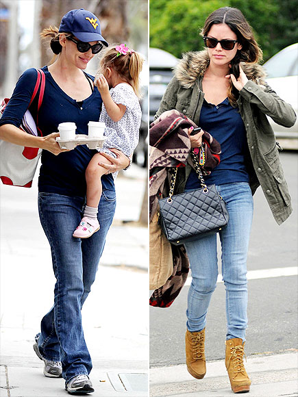 JENNIFER VS. RACHEL photo | Jennifer Garner, Rachel Bilson