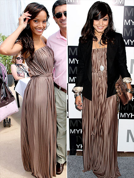 SELITA VS. VANESSA photo | Selita Ebanks, Vanessa Hudgens