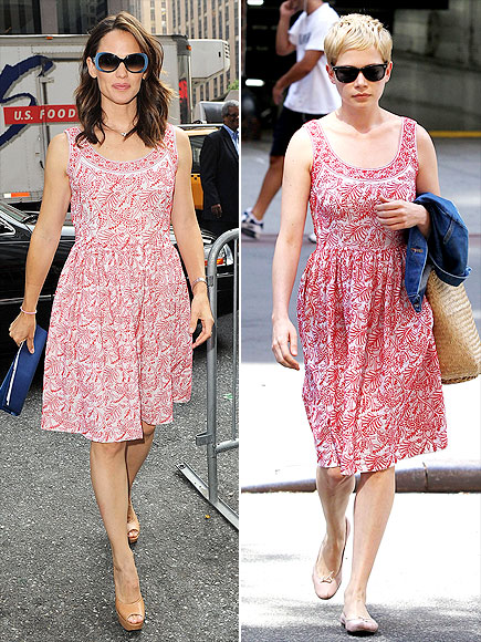 JENNIFER VS. MICHELLE photo | Jennifer Garner, Michelle Williams