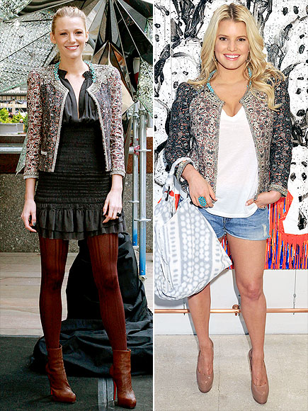 BLAKE VS. JESSICA photo | Blake Lively, Jessica Simpson