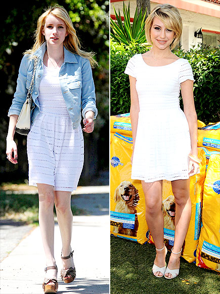 EMMA VS. CHELSEA photo | Chelsea Kane, Emma Roberts