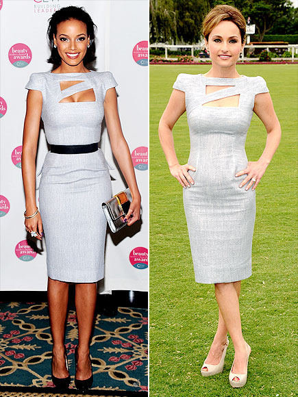 SELITA VS. GIADA photo | Giada De Laurentiis, Selita Ebanks