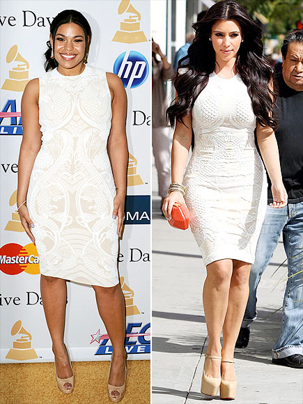 JORDIN VS. KIM photo | Jordin Sparks, Kim Kardashian