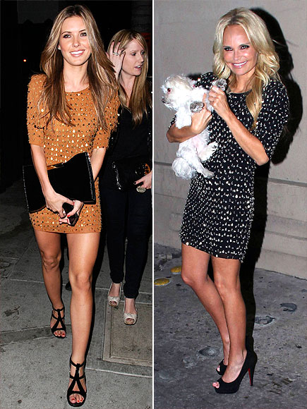 AUDRINA VS. KRISTIN photo | Audrina Patridge, Kristin Chenoweth