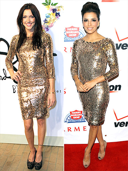 KATIE VS. EVA photo | Eva Longoria, Katie Cassidy