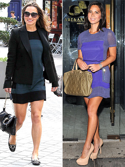 PIPPA VS. OLIVIA photo | Olivia Munn, Pippa Middleton