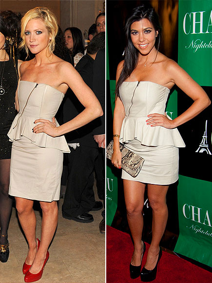 KOURTNEY VS. BRITTANY photo | Brittany Snow, Kourtney Kardashian