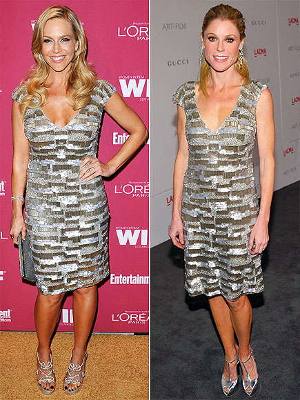 JULIE VS. JULIE photo | Julie Benz, Julie Bowen
