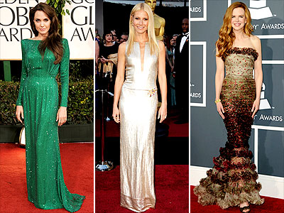 25 Best Red Carpet Dresses of 2011