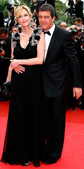 MELANIE GRIFFITH AND ANTONIO BANDERAS photo | Antonio Banderas, Melanie Griffith