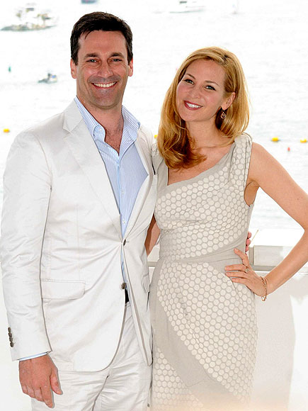 JON HAMM AND JENNIFER WESTFELDT photo | Jennifer Westfeldt, Jon Hamm