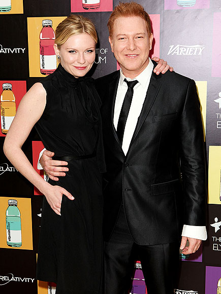 KIRSTEN DUNST AND RYAN KAVANAUGH photo | Kirsten Dunst