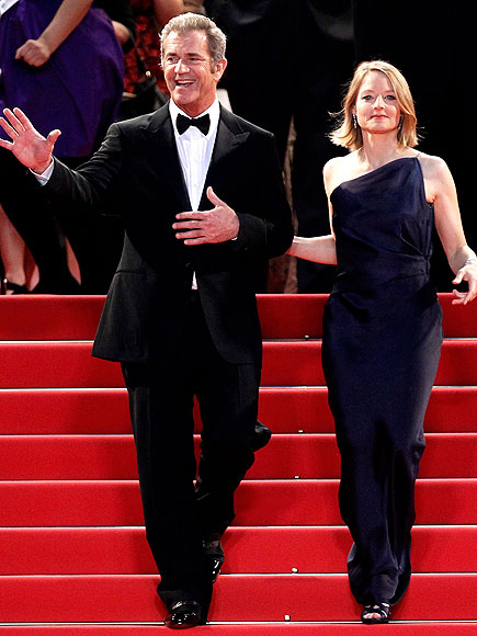JODIE FOSTER AND MEL GIBSON photo | Jodie Foster, Mel Gibson