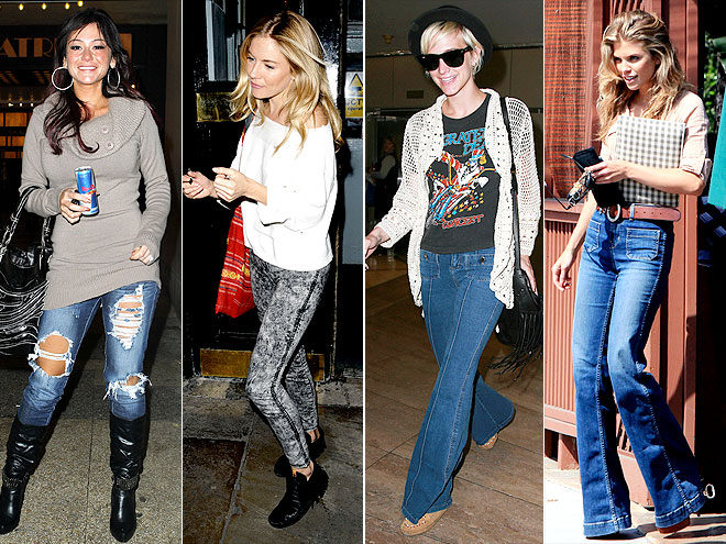 MOVING ON photo | AnnaLynne McCord, Ashlee Simpson, Jenni Farley, Sienna Miller