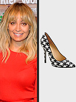 Shop Stars' Hottest Fall Shoes! | Nicole Richie