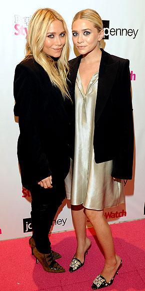 MARY-KATE & ASHLEY OLSEN foto | Ashley Olsen, Mary-Kate Olsen
