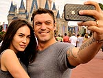 I Really Love My Gadgets! | Brian Austin Green, Megan Fox