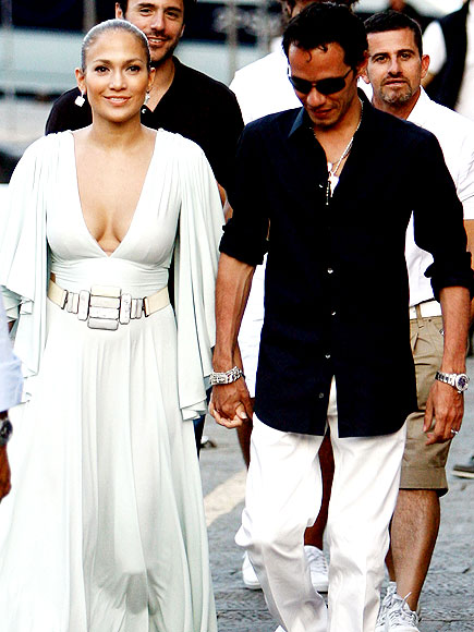 CIAO, BELLA! photo | Jennifer Lopez, Marc Anthony