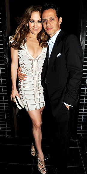 TOUCH DOWN photo | Jennifer Lopez, Marc Anthony